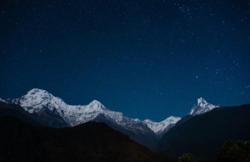 Sapheneia Starry Sky 17 x 11 mtns 2