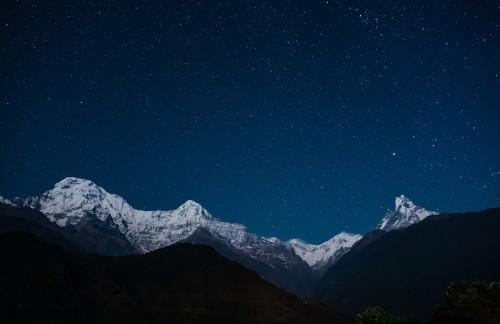 Sapheneia Starry Sky 17 x 11 mtns 3