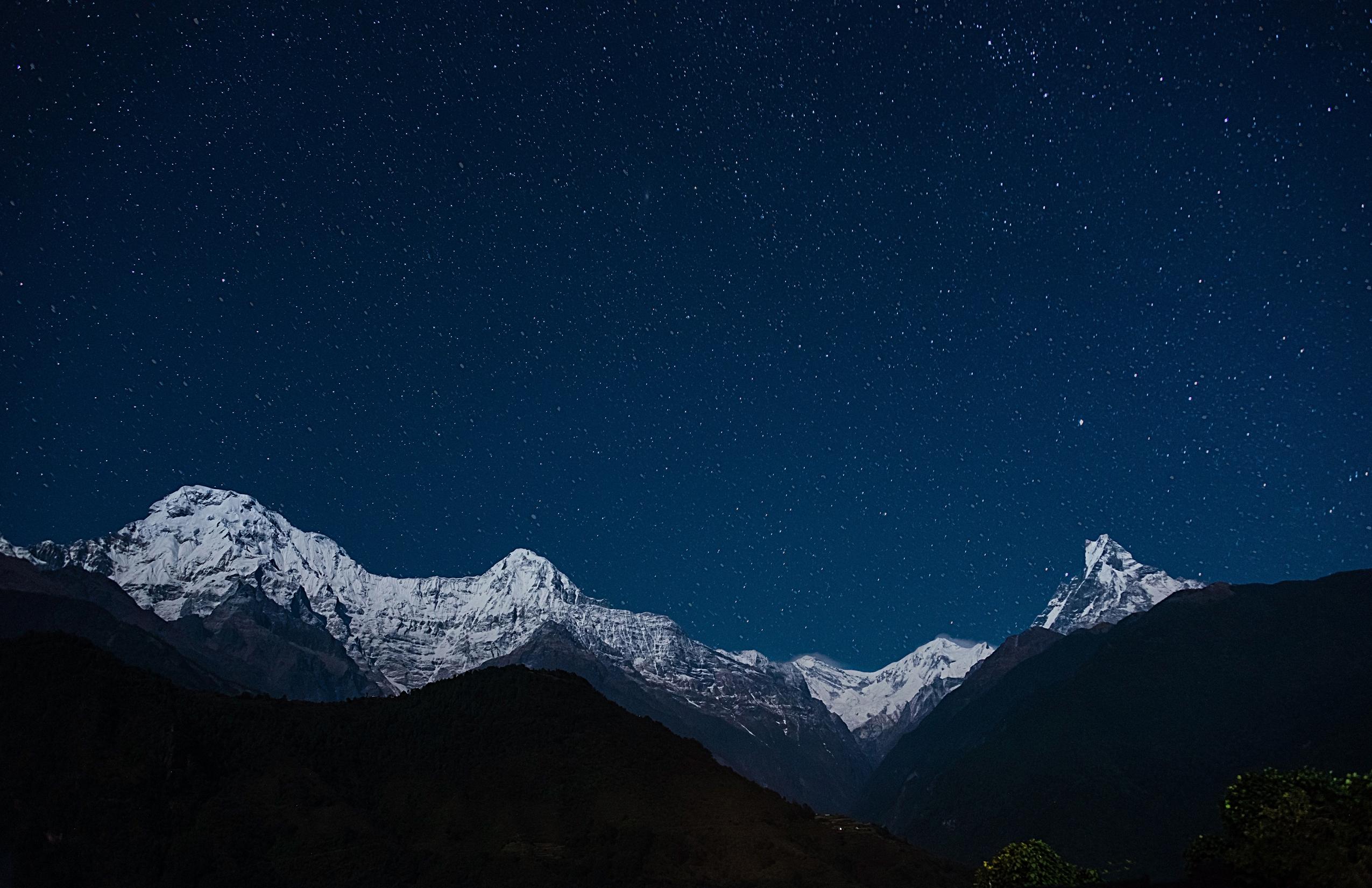 Sapheneia Starry Sky 17 x 11 mtns 4