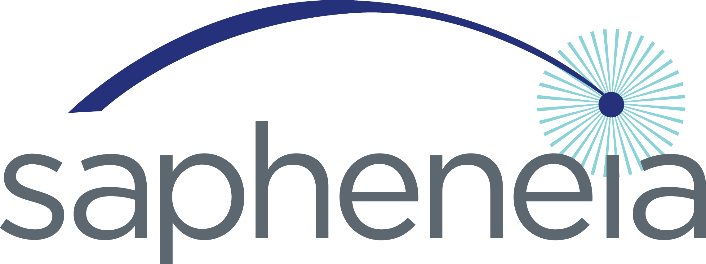 Sapheneia logo w arc