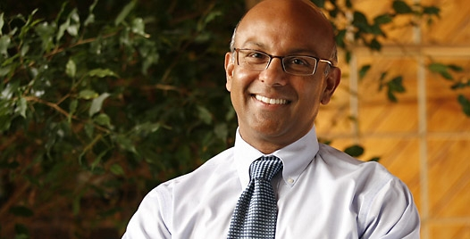 Sunil Gupta Headshot